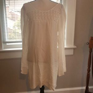 NWT - white dress